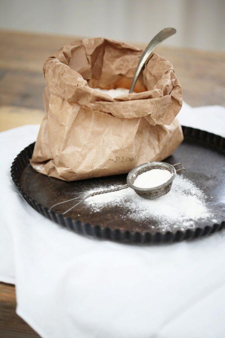 Recette de pâte à tarte brisée maison