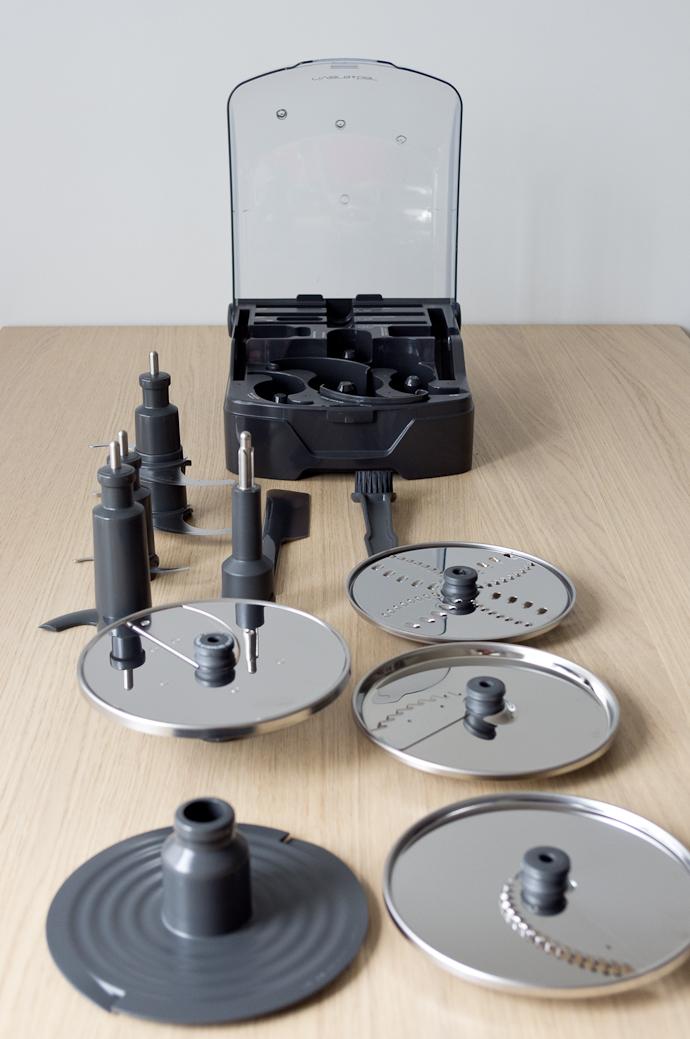 Test du robot multifonction RIVIERA & BAR Quad Blade