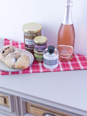 Un panier gourmand pour découvrir les spécialités régionales de France