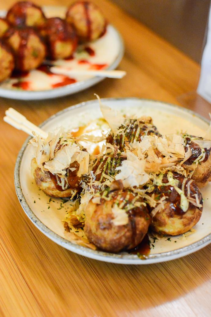 Takoyaki – Restaurant Atsu Atsu Paris