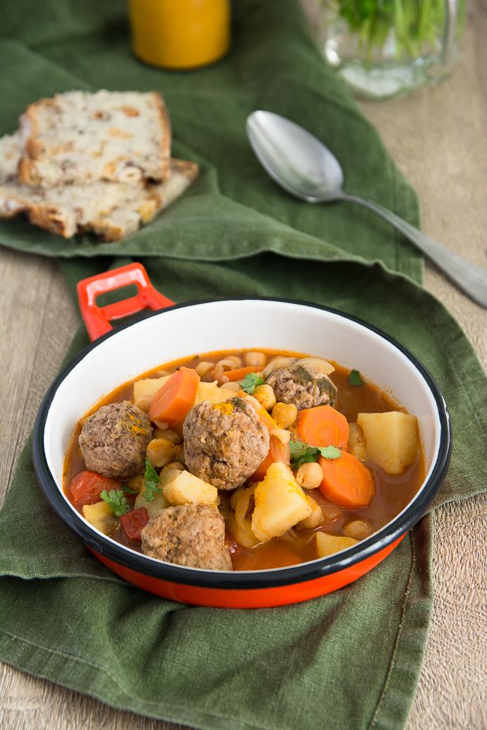 Plat réconfortant et délicieux, découvrez l'un des joyaux de l'Algerie : le Margha boulette