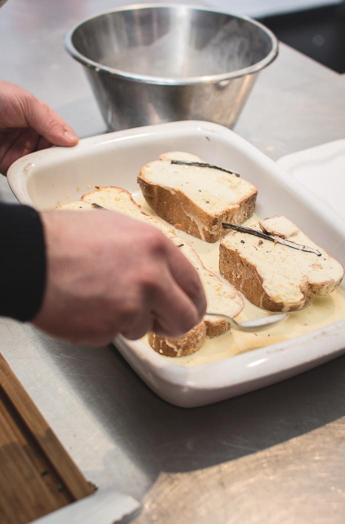 Recette de brioche perdue à la plancha ou au barbecue