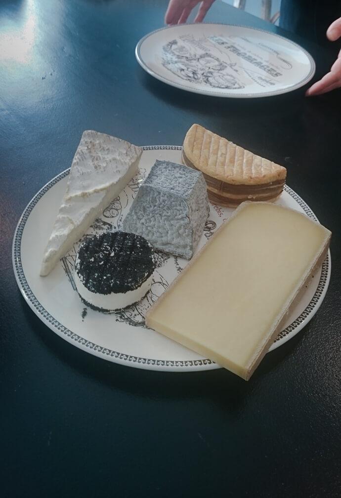 Une Geekette En Cuisine - Faiencerie Gien - atelier fromage avec Claire Griffon