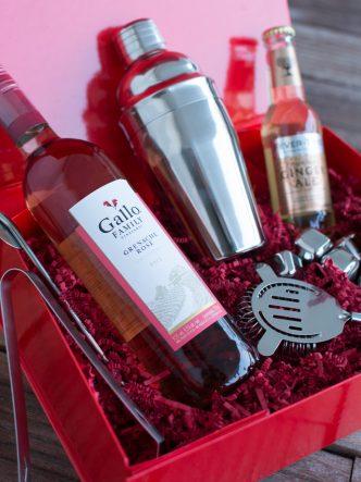 Découvrez le vin en cocktail avec les vins Gallo