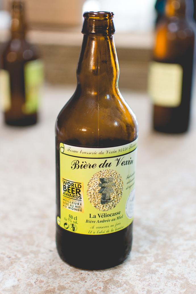 Bière la Veliocasse - locavore ile de France