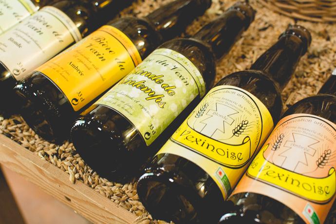 Des bières locales et bonnes - découvrez la brasserie du Véxin