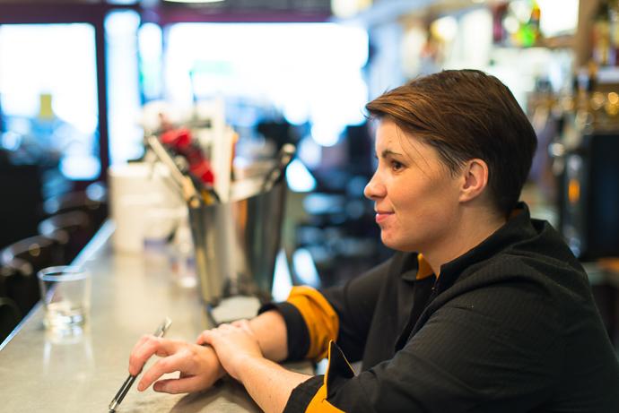 Les Fous de l'ile - une cheffe à la tête d'un restaurant AFMR