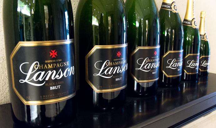 Cuvee Black Label - la cuvée mythique de chez Lanson