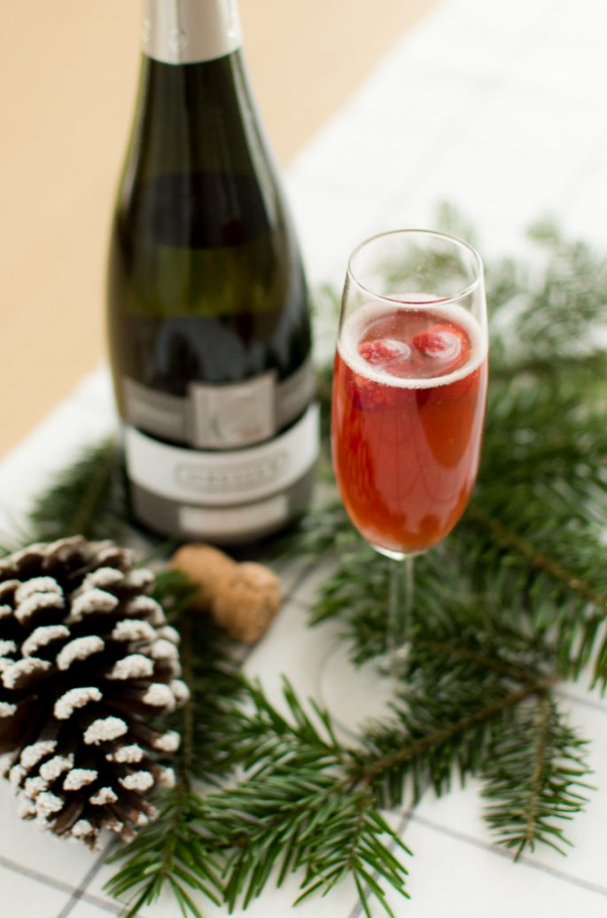Cocktail de Noel - le Rubis