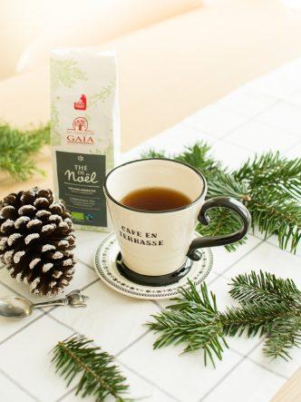 Thé de Noël des Jardins de Gaia, un coup de coeur