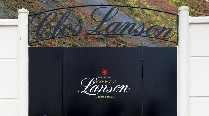 Bienvenue chez Lanson, la maison de champagne qui ne fait pas de fermentation malo-lactiques