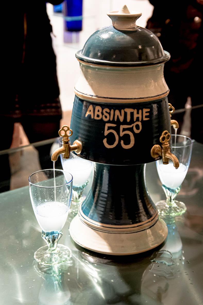 Comment boire de l'Absinthe ?