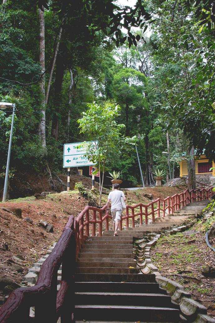 Seven Wells, Langkawi, Malaisie