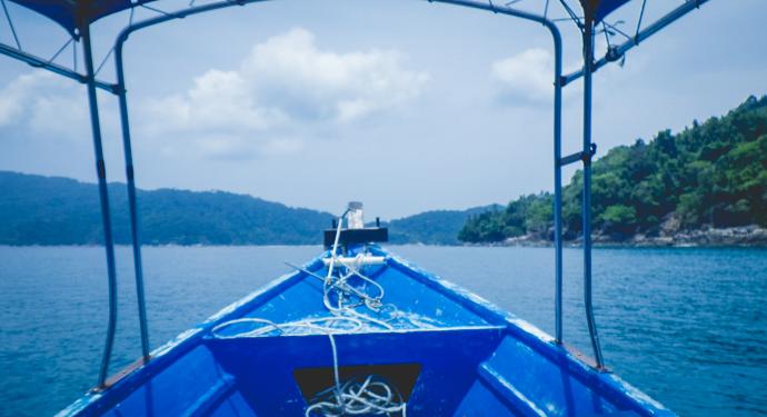 excursion aux îles Perenthians - Tuna Bay Resort