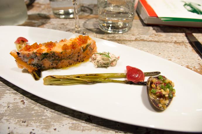 L'Auberge Flora à Paris - un restaurant à tester par tous les gastronomes