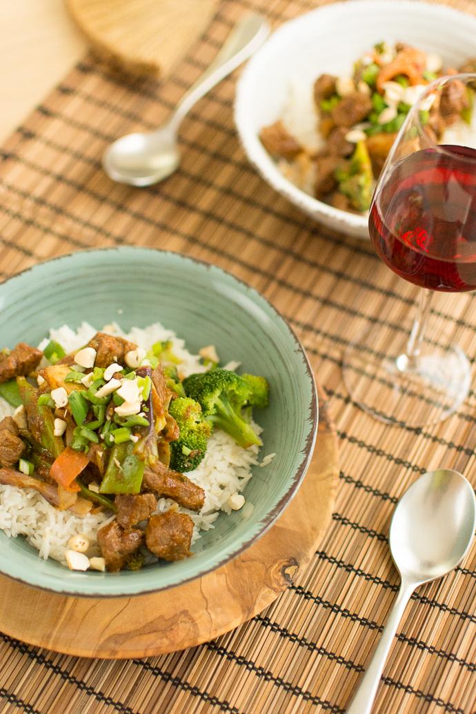 Boeuf Curry Rendang, un plat épicé qui sent bon la Malaisie