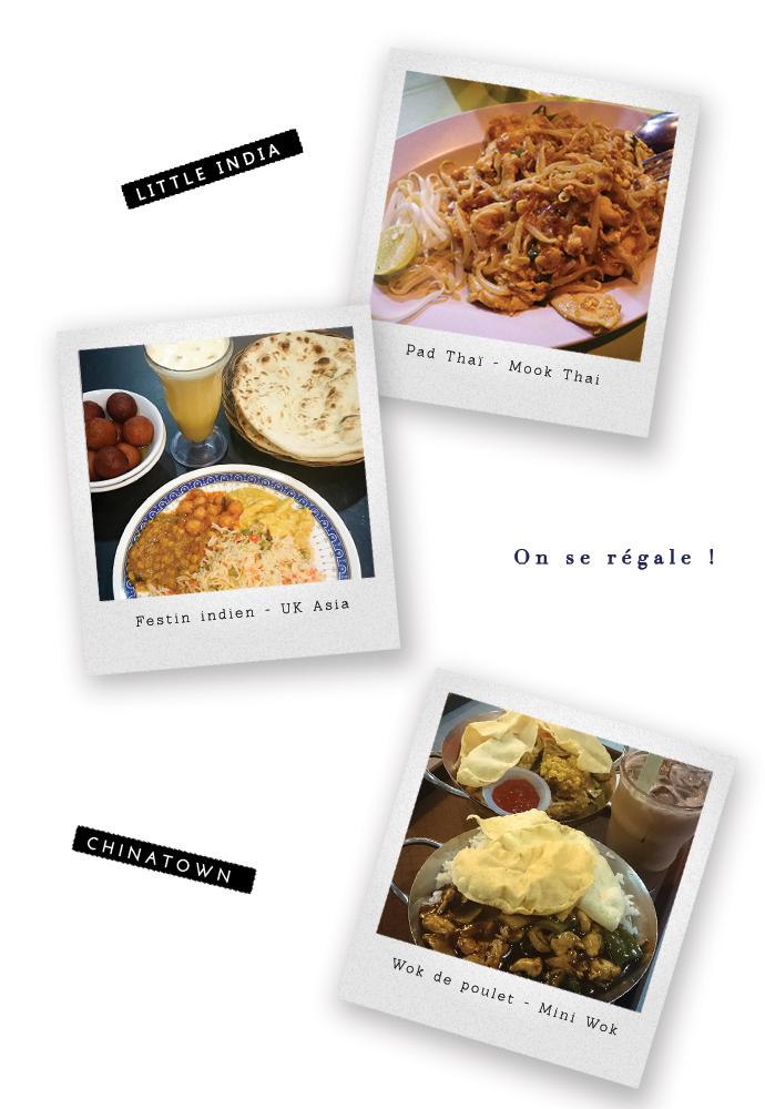Où manger à Kuala Lumpur ?