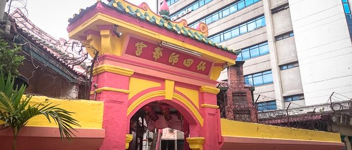 Le quartier le plus pittoresque de Kuala Lumpur - Chinatown