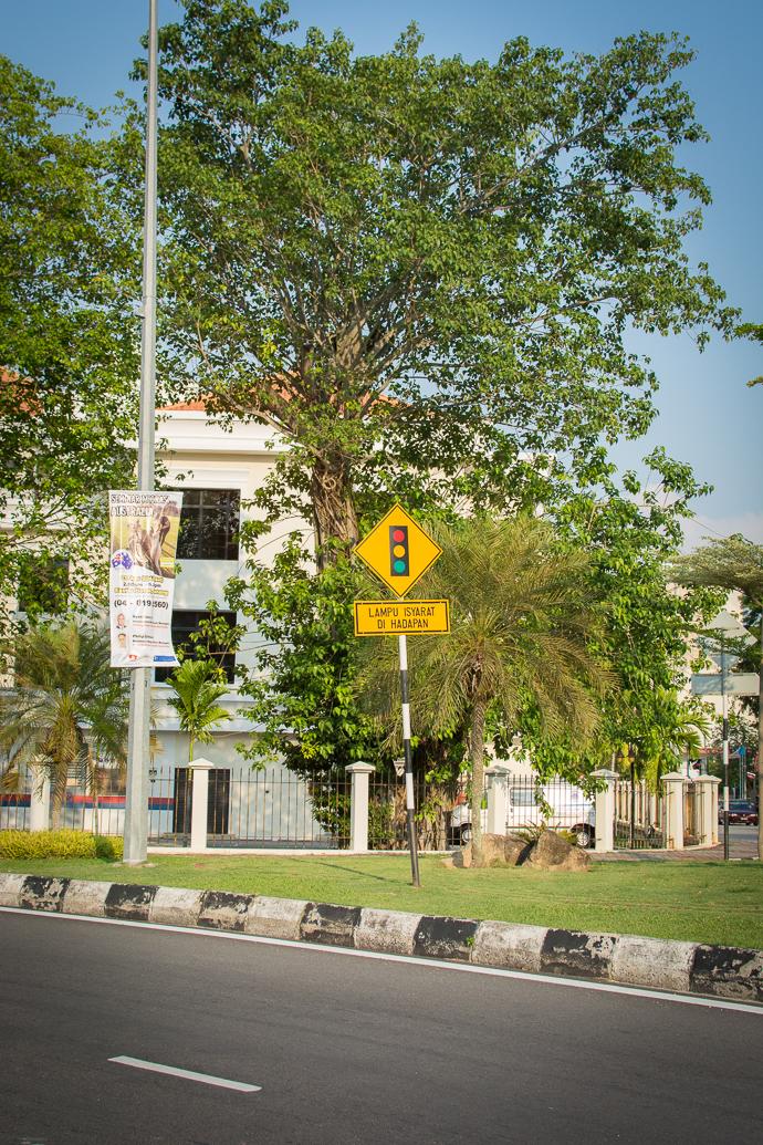 Ville de Georgetown, Penang, Malaisie