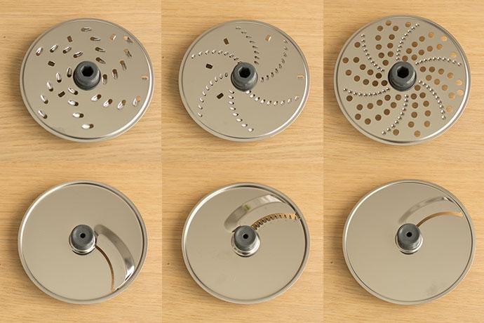 Disques de coupe pour robot multifonction Kenwood