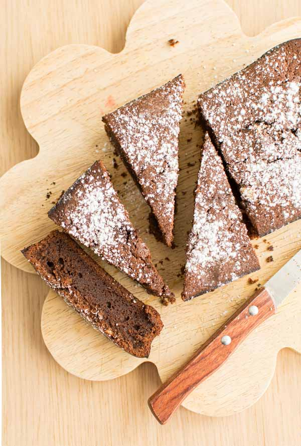Gâteau au chocolat sans lactose - recette gourmande