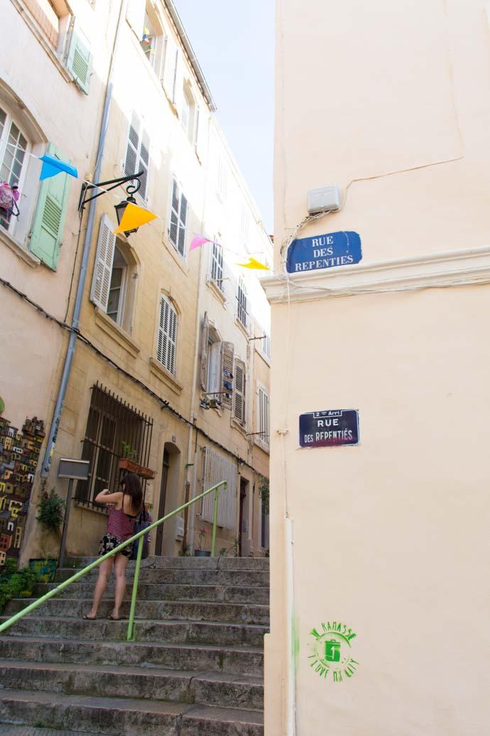 Découverte de Marseille en 48h - ses rues charmantes