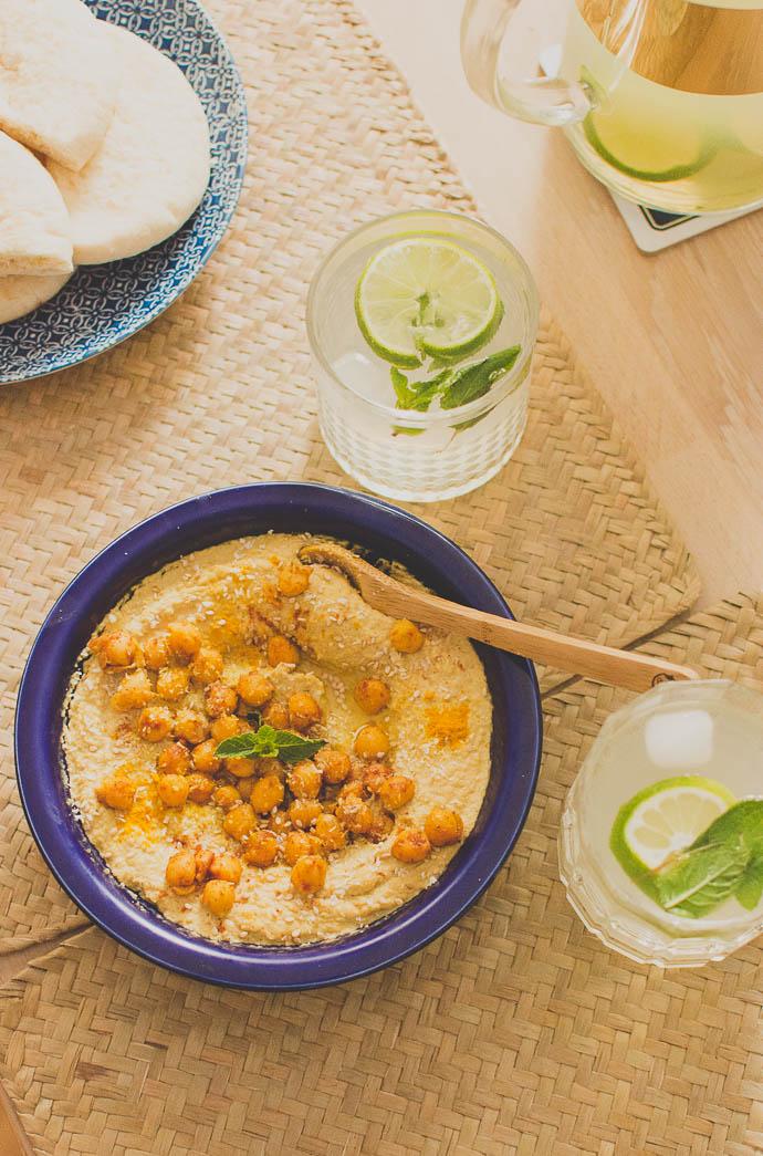 recette-pas-chere-houmous-pois-chiches-epices-curcuma