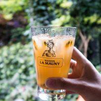 Recette de cocktail de daiquiri à l'ananas - rhum La Mauny