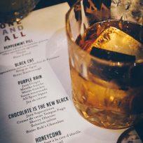 afterwork au jefrey's bar à Paris - whisky Jura Superstition