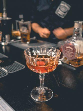 Le classique Manhattan revisité par Jack Daniel's : le Rye Manhattan