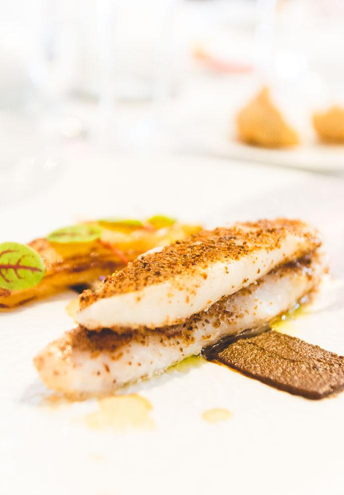 Une manière habile d'ajouter un goût de fumé et forestier à votre plat de poisson ? La poudre de Morille