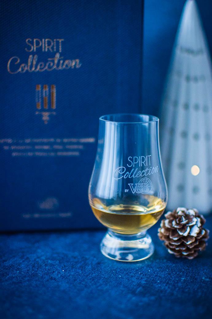 Cadeau de Noel - un coffret de rhum, whisky, gin, cognac pour déguster comme un expert