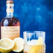 Le Godfather Sour - recette de cocktail à base de whisky Monkey Shoulder