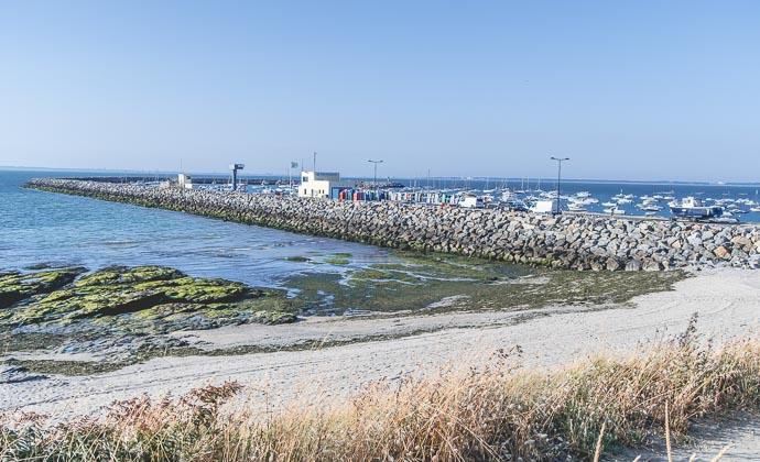 Bord de mer à la Plaine sur Mer