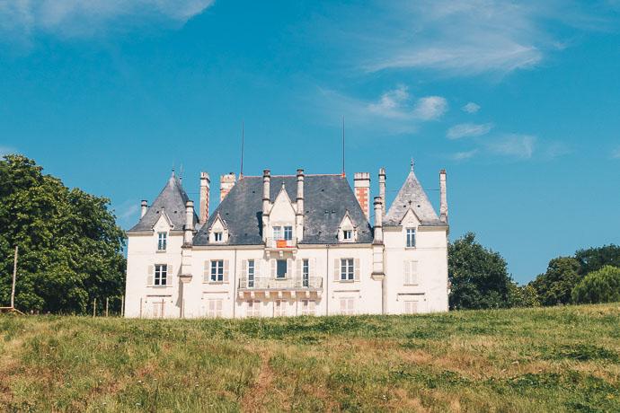 Château de la Frémoire - Siège de l'AOC Muscadet