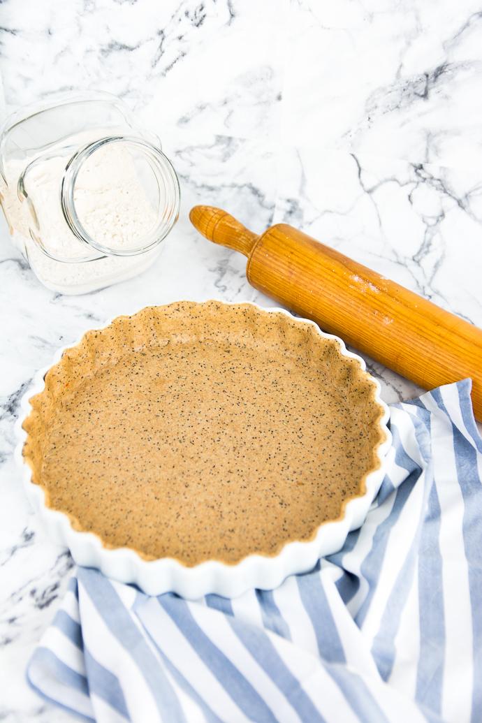 La clef pour une bonne tarte salée ? La garniture bien sûr mais aussi et surtout la pâte à tarte !