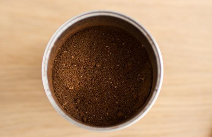 Les vertus du café fraîchement moulu