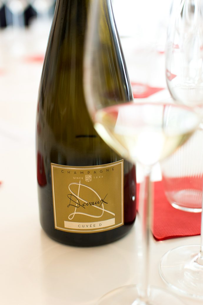 Cuvée D - la référence de Champagne à vous procurer de toute urgence chez Devaux