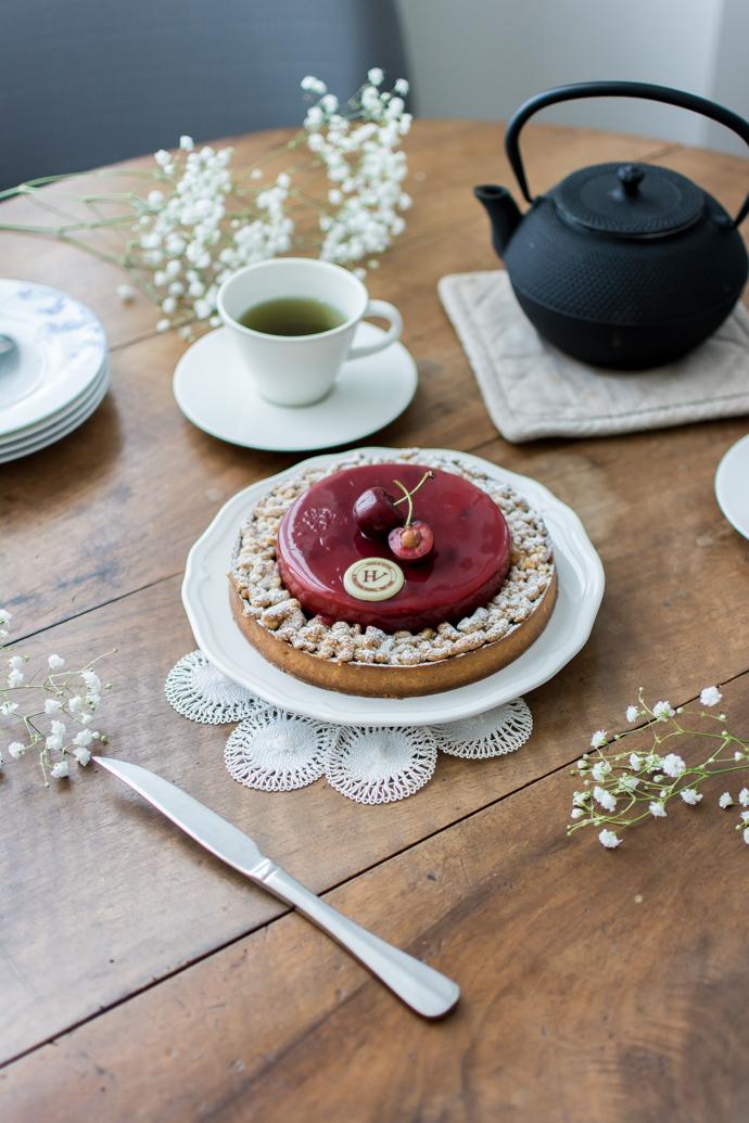 intime amoureux sensuel de tarte a la creme