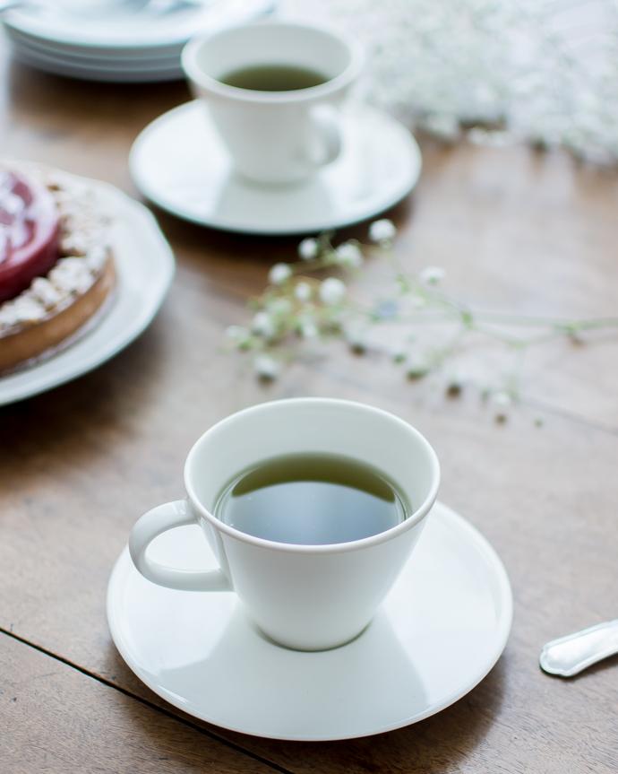 Thé vert au maté