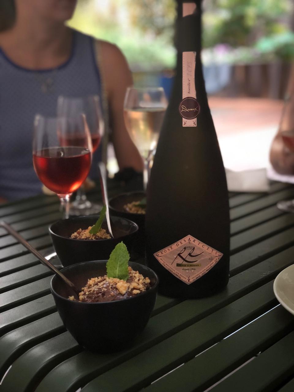Rosé des Riceys, un rosé profond issu du terroir champenois