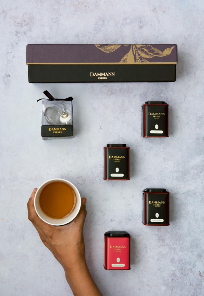 Sélection de thé pour passer l'Automne en tout confort