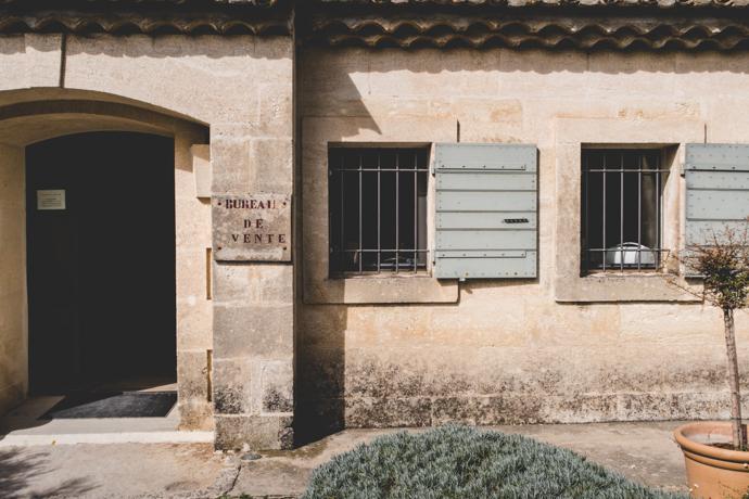 Mas de la Dame, Baux de Provence