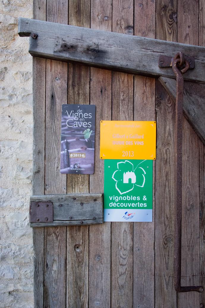 Domaine de Chanzy - labels viticulture