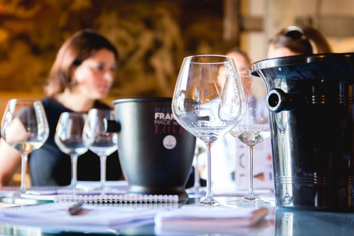 Domaine de Chanzy - dégustations de vins