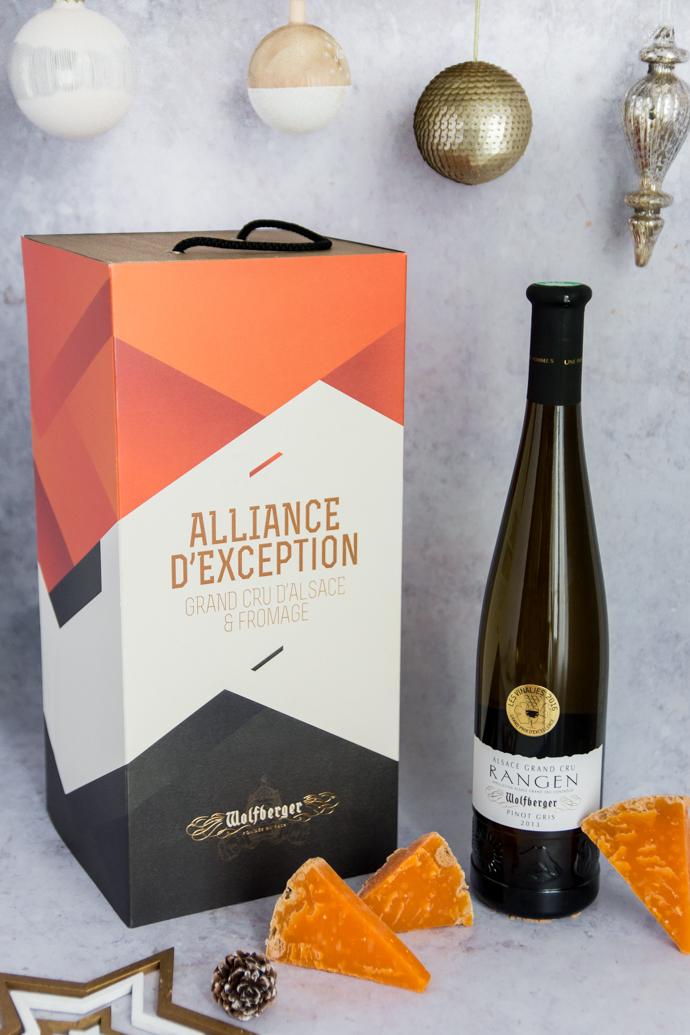 Vin d'exception - Alsace Grand Cru Rangen Pinot Gris Wolfberger