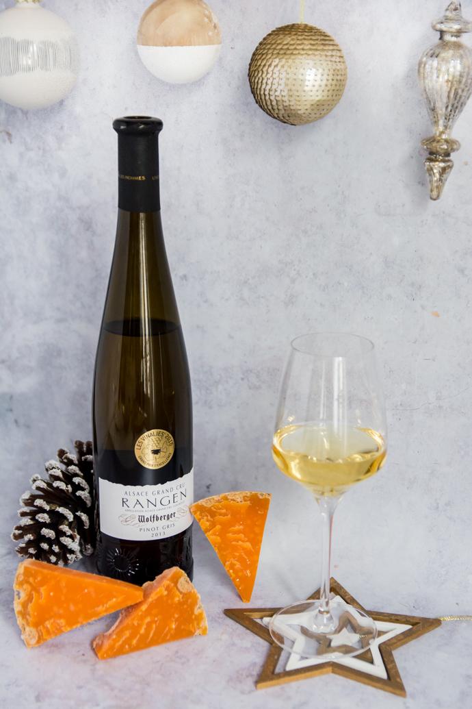Alsace Grand Cru Rangen Pinot Gris Wolfberger