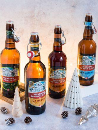 Coffret de bières - Brasserie du Mont Blanc
