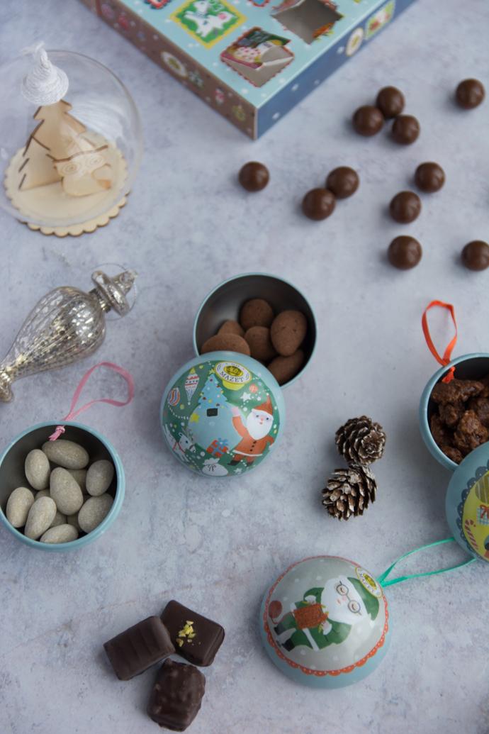 Cadeaux gourmands au chocolat - chocolaterie Mazet