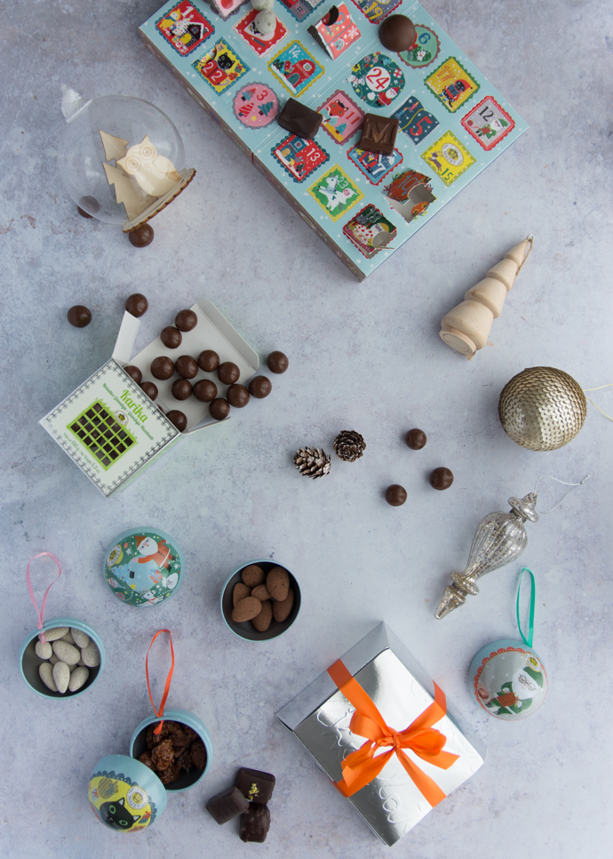 Cadeaux gourmands - chocolaterie Mazet